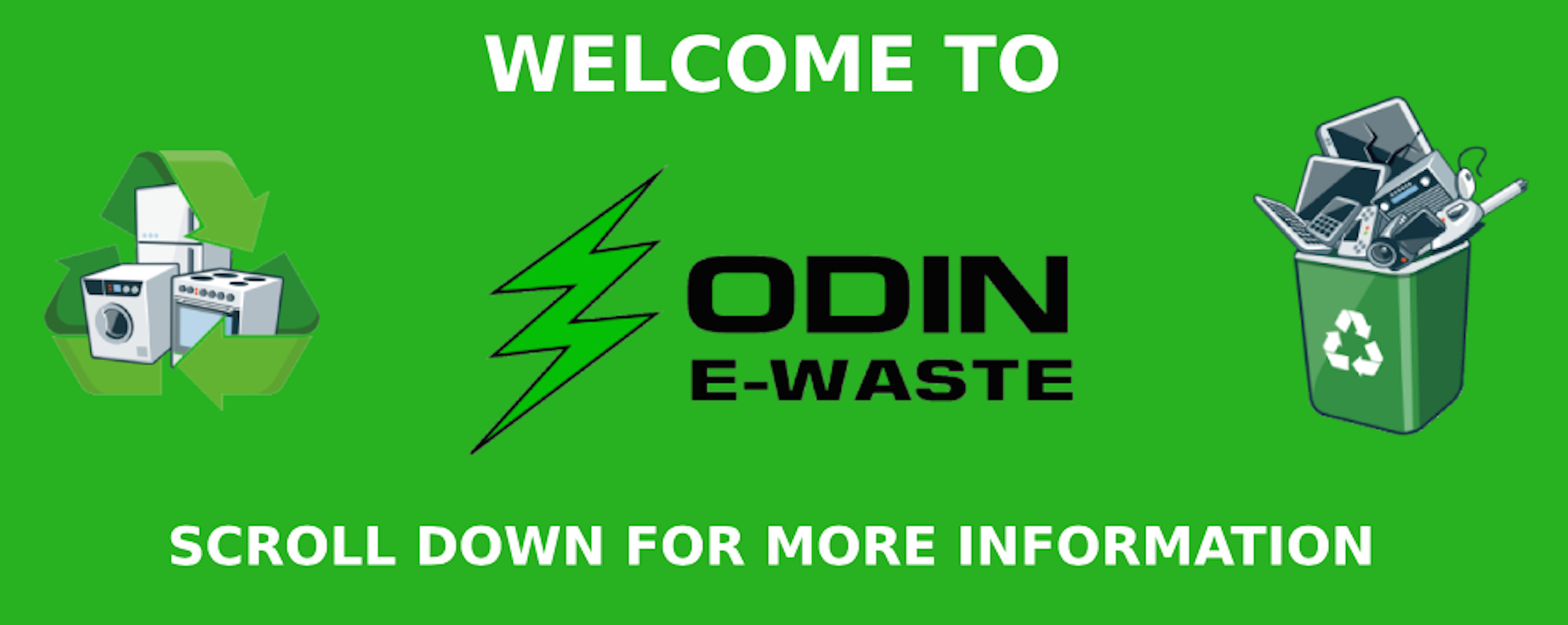 Welcome To Odin E-Waste